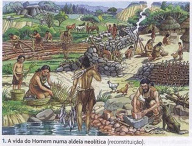 Período neolítico