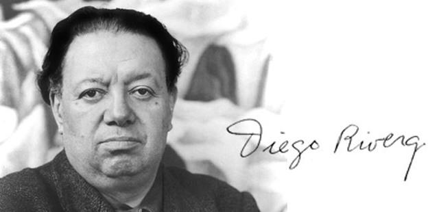 Nacimiento de Diego Rivera