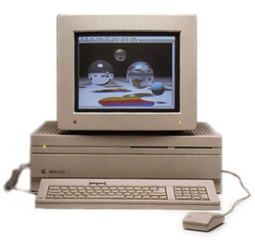 Macintosh (McIntosh = maça)