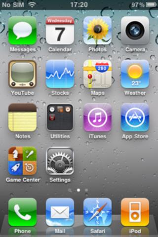 Apple divulga nos EUA o ios 4.3