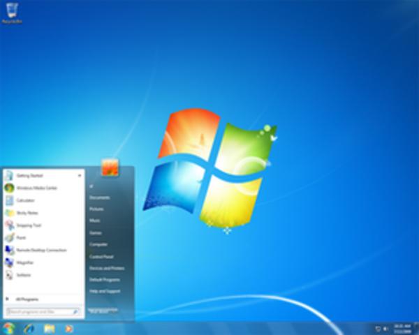 Nova versão do Windows o Vista