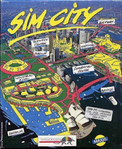 SimCity - jogo