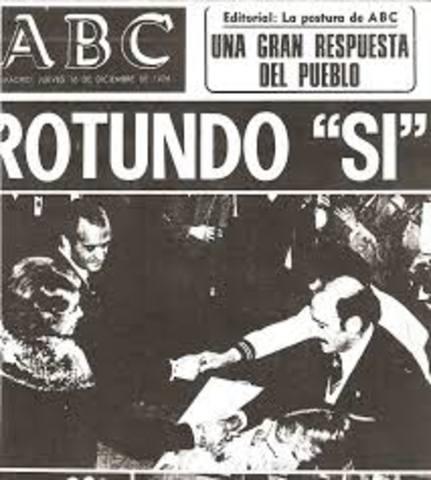 Referéndum Ley de Reforma Política