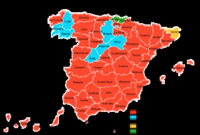 Elecciones generales de 1982