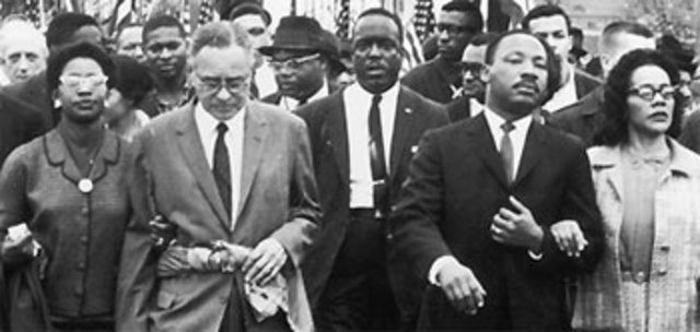 Voting Rights Act of 1965 Signed