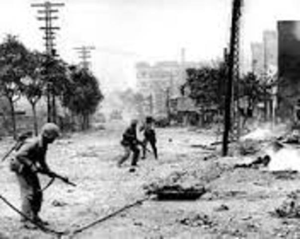 Korean War (The Forgotten War)