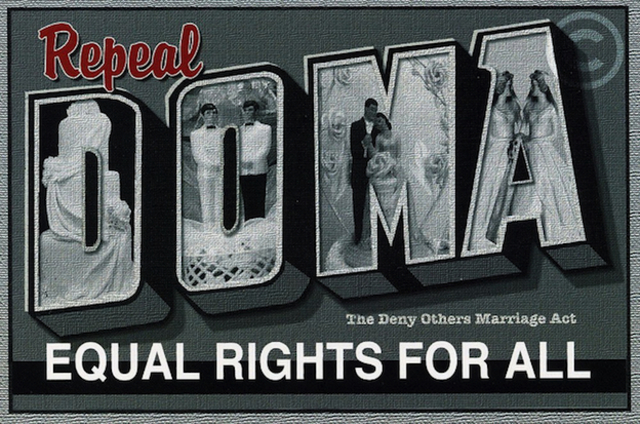 Defense of Marriage Act (DOMA)