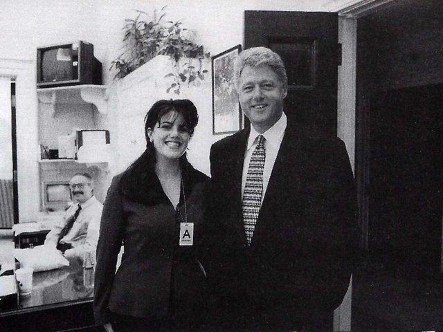 Monica Lewinsky Scandal