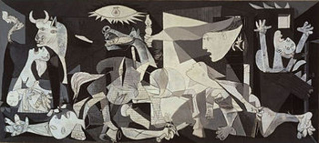 Guernica (painting) By Pablo Picasso