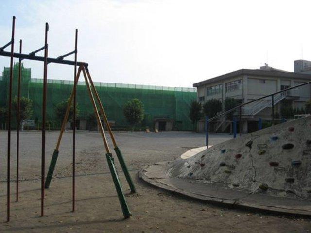 I started NO.1 Kasiwa elementary school.