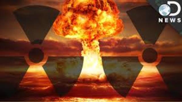 Atomic/Hydrogen Weapons