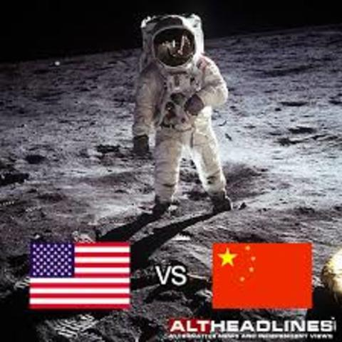 Race to Space/Moon