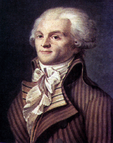 Robespierre and the Reign of Terror