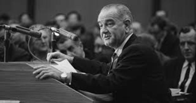 Ascendancy of Lyndon Johnson