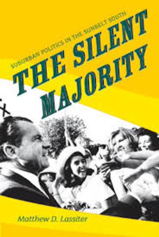 Silent Majority's involvement in politics