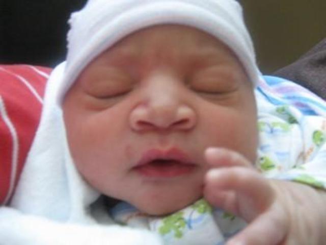 Birth of my Son