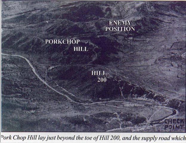Battle on Pork Chop Hill