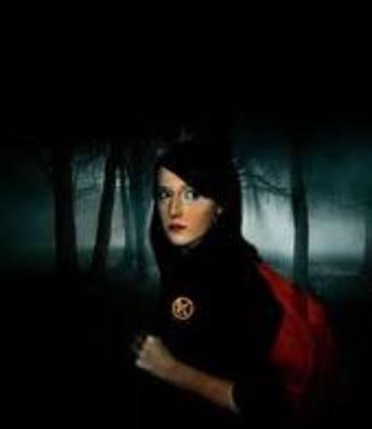 Katniss Everdeen is born--58 ADD