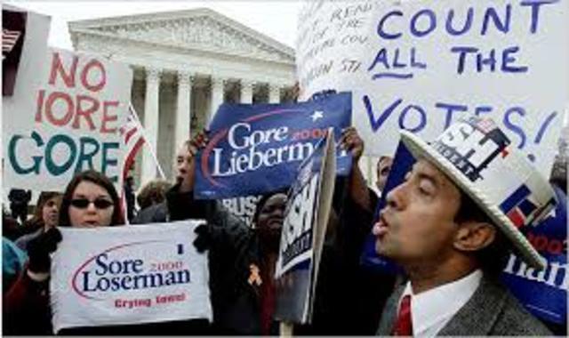 Bush V Gore Scotus Case