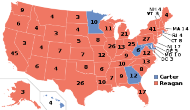 Election of 1980