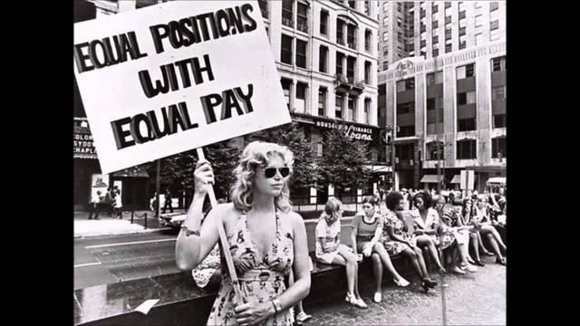 Feminism in the 1960s