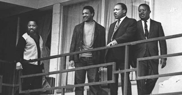 Death of Martin Luther King