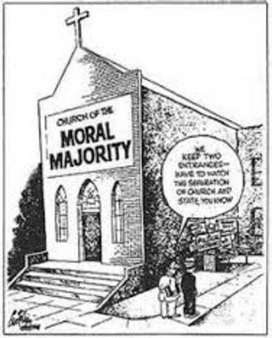 The Moral Majority