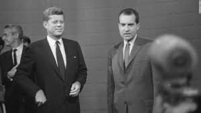 Nixon and Kennedy Televised