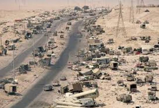 Persian Gulf War / 1st Iraq War