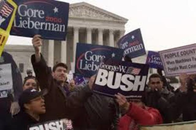 Bush v. Gore (SCOTUS Case)