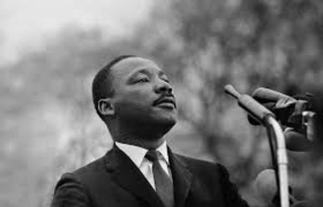 MLK's beginning