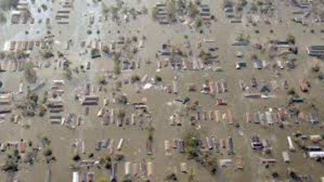 Hurricane Katrina Disaster