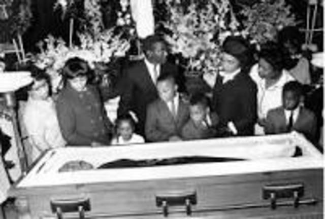 MLK's Death