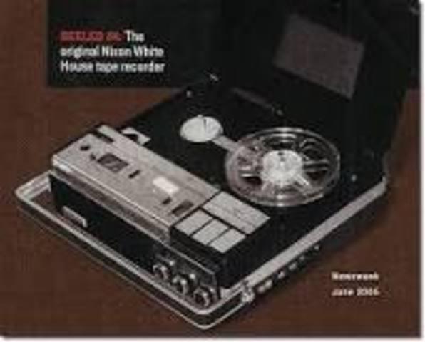 Nixon's Tapes