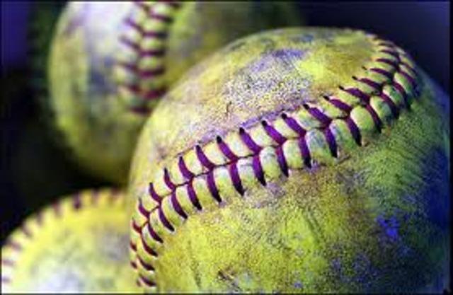 First Softball State Championship:)