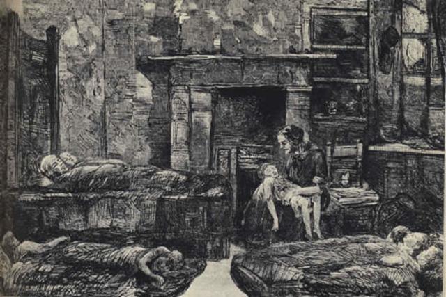 """""""Agerhønen"""" af Martin A. Hansen"""