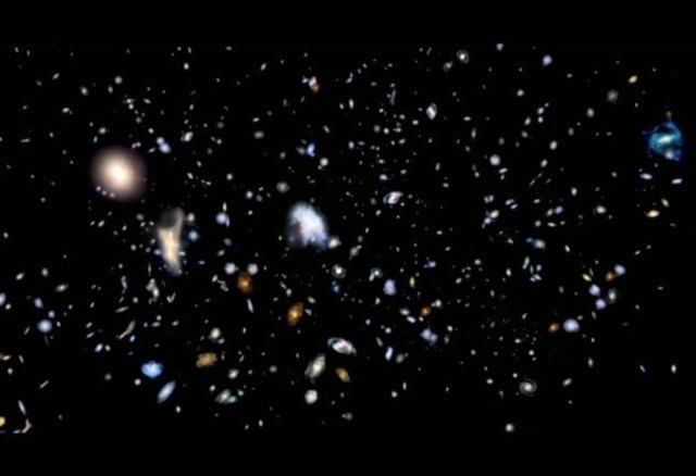 Наша Вселенная быстро расширяется