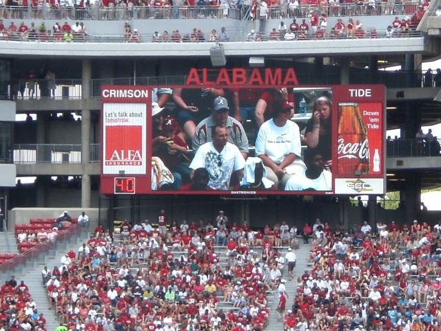 Austin moved to Tuscaloosa, AL to attend the University of Alabama