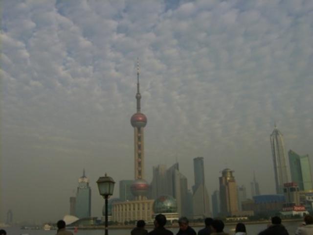 I visted shanghai (china)