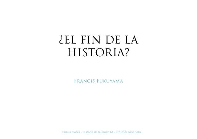 Final del curso. Segundo de bachillerato. Historia de España