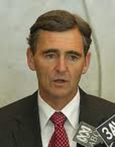 After Bracks' resignation, John Brumby became the 45th premier of Victoria, and still holds this title.