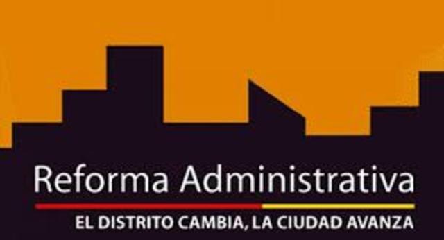 Gildardo campero y la reforma administrativa