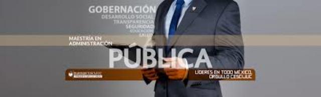 Etapas de la evolución de la administración pública del México colonial-flores