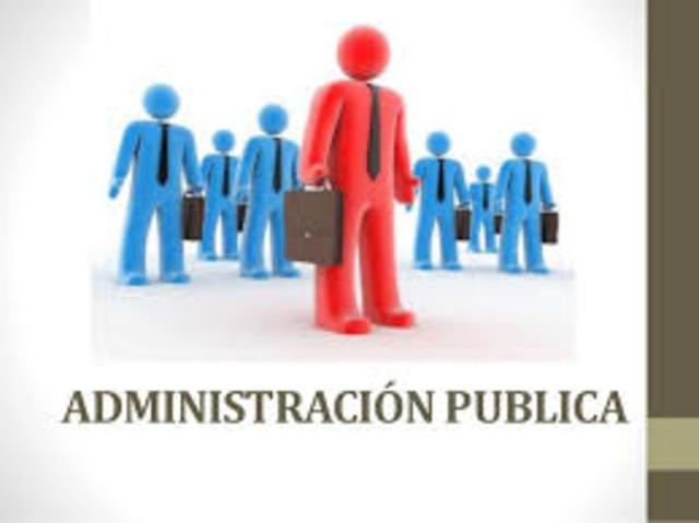 Informe de la comisión de administración pública (CAP): diagnóstico de la administración pública mexicana