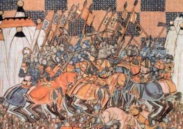 Battle of Dorylaeum, Asia Minor