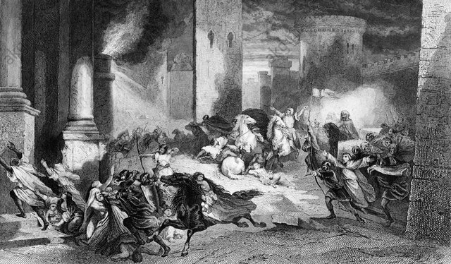 Capture of the City of Antioch