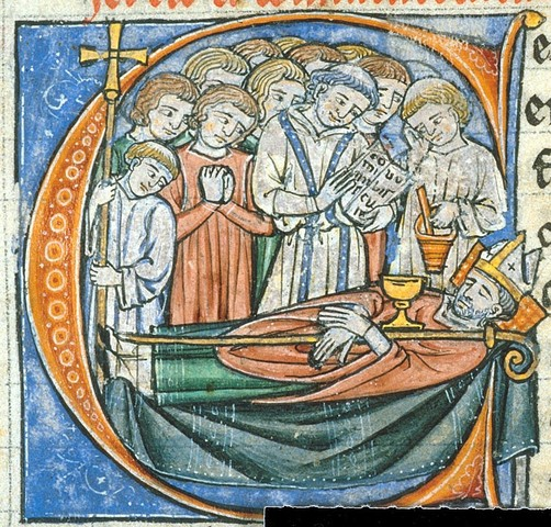 Death of Adhemar of Le Puy