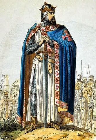 Godfrey of Bouillon is Chosen to Rule Jerusalem as 'Advocate of the Holy Sepulchre'