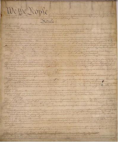 New Constituiton