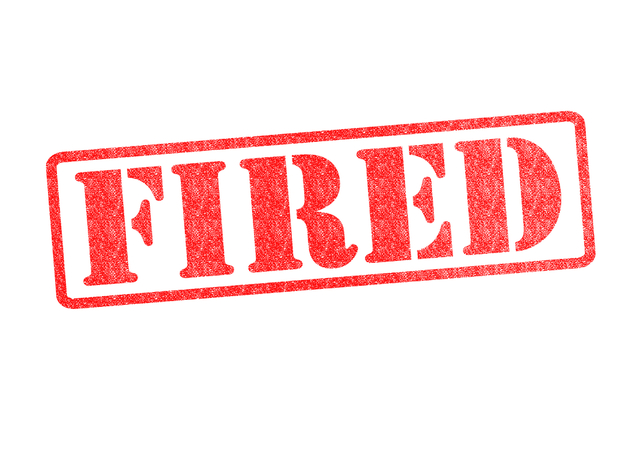 Eva got fired from Milwards